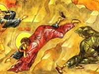 Hope in Hardship - Abraham & the Transfiguration