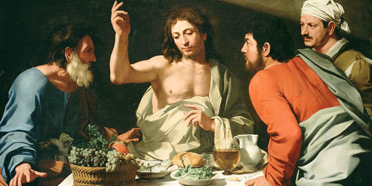 Emmaus eucharist eucharistic people 3rd Sunday Easter A Emmaus Popolo eucaristico facebook