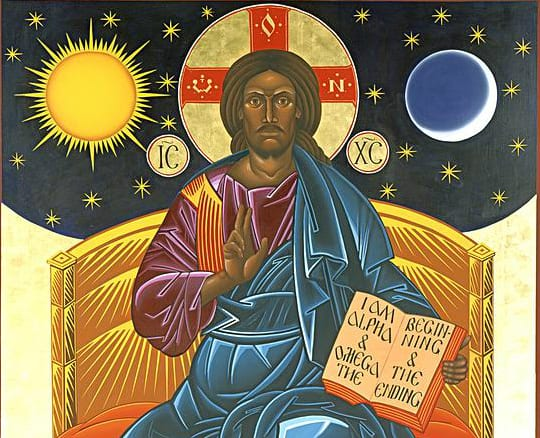 jesus christ-enthroned-icon-mark-dukes