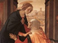 The Visitation & Mary's Magnificat - Bede