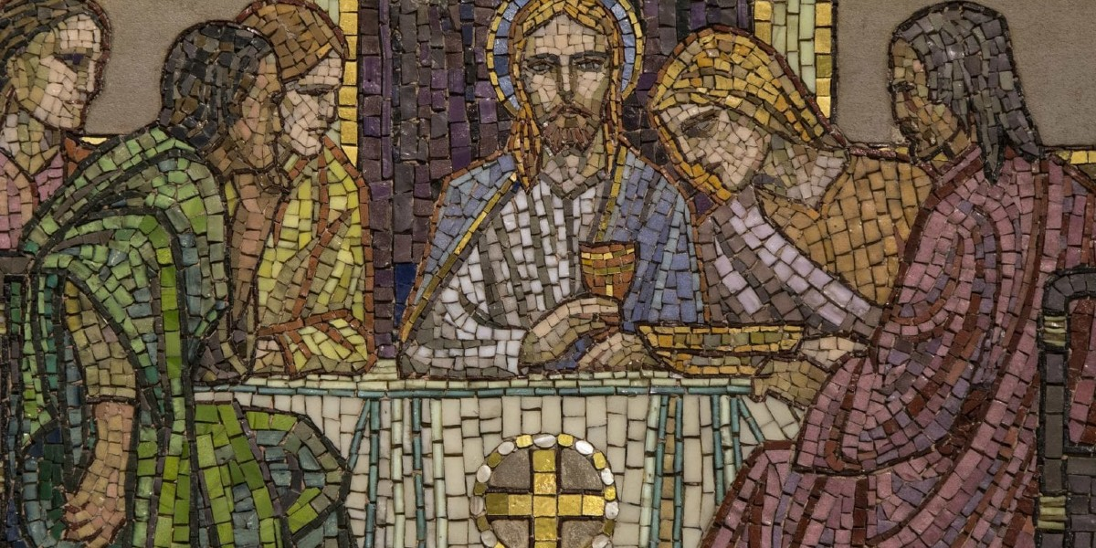 gaudentius passover eucharist bread wine flesh blood spirit life changed