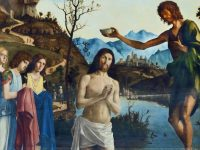 Baptism Prefigured in Old Testament - Ambrose