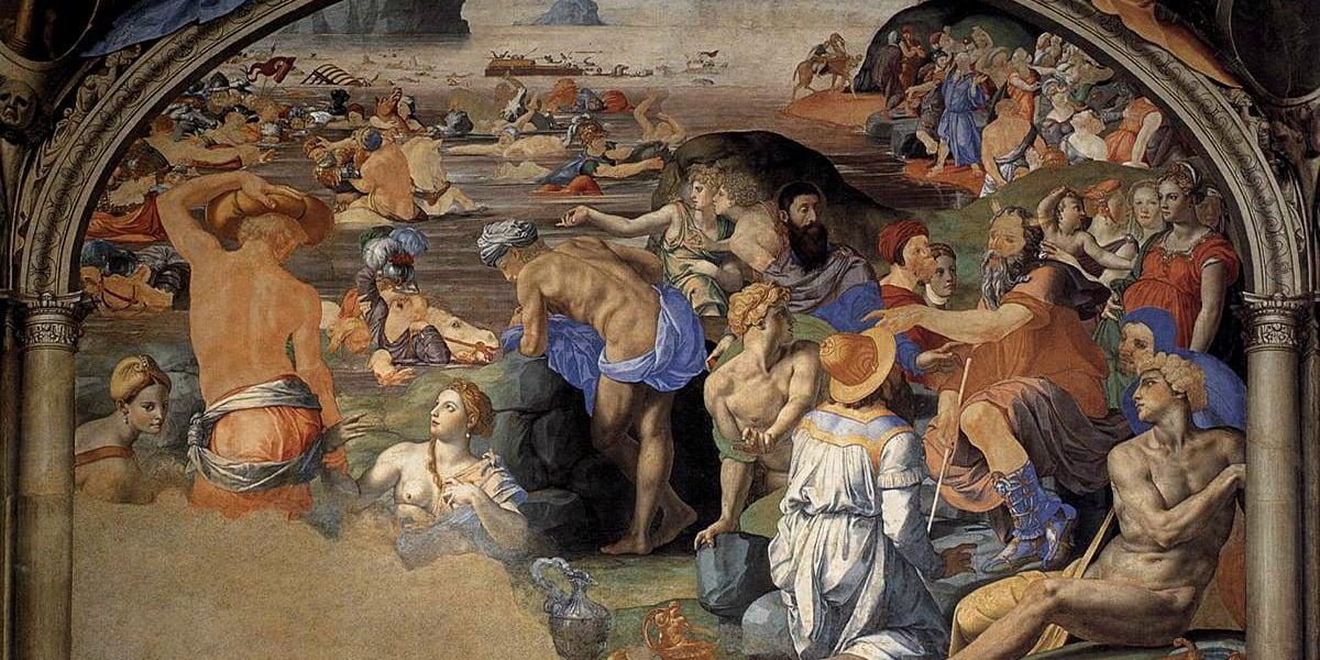 Baptism Means Crossing the Jordan – Origen
