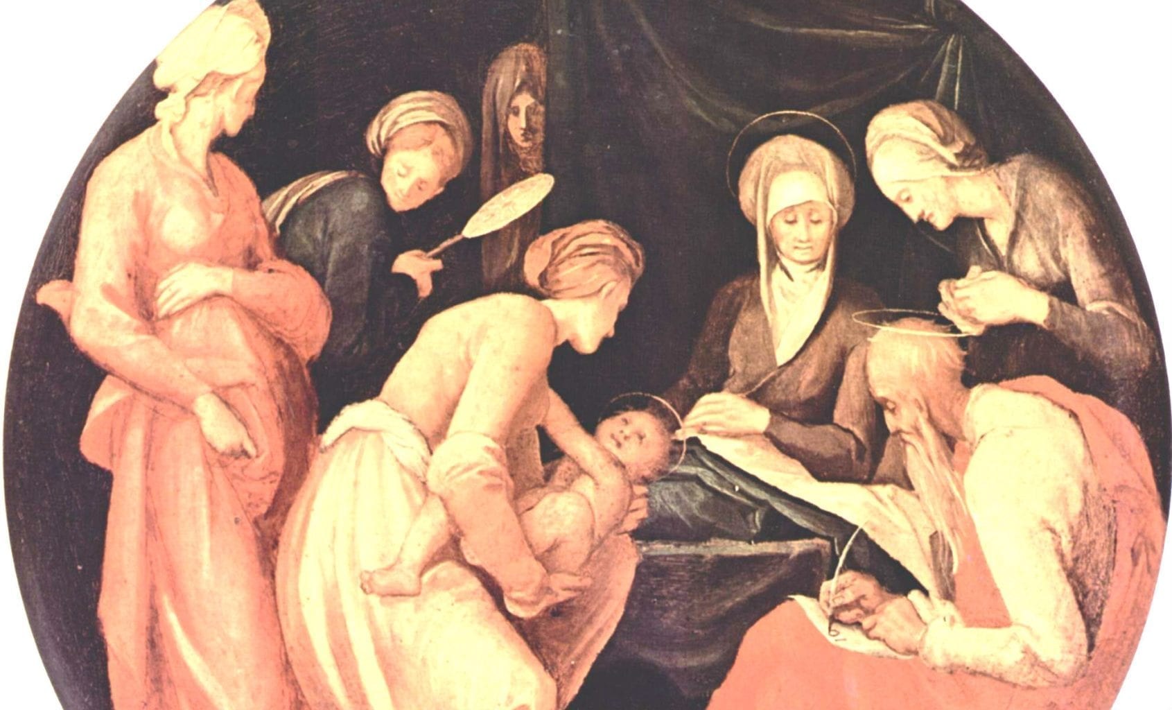 john the baptist birthday nativity june 24 birth