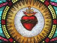 Sacred Heart of Jesus, Source of Light & Life - Bonaventure