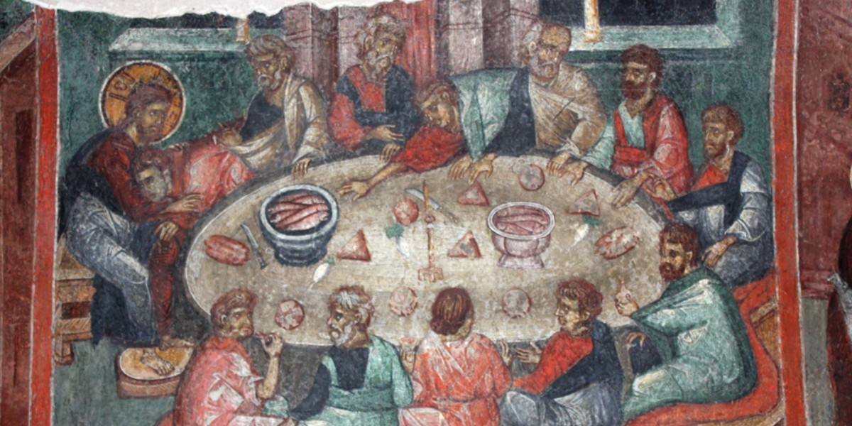 Sunday Eucharist in the Early Church – Justin Martyr