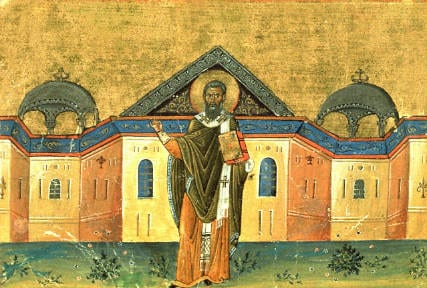 Peace, Unity & Harmony in Christ – Gregory of Nyssa