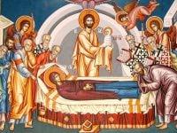 Ancient Homily on Mary's Dormition & Assumption - John Damascene