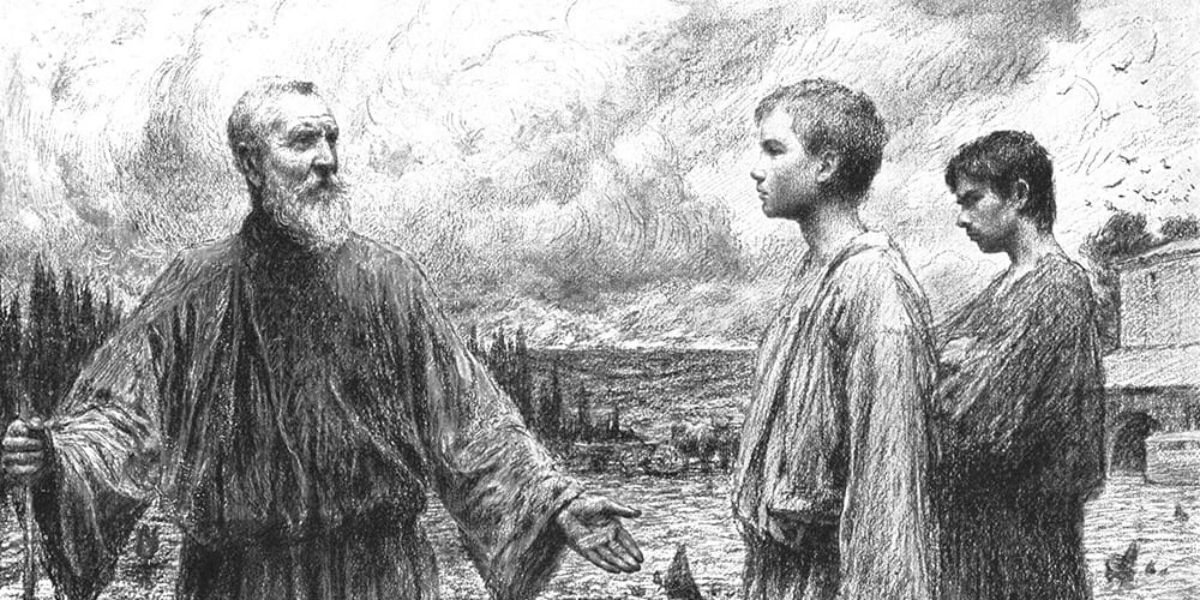 Talk is Cheap – Parable of the Two Sons