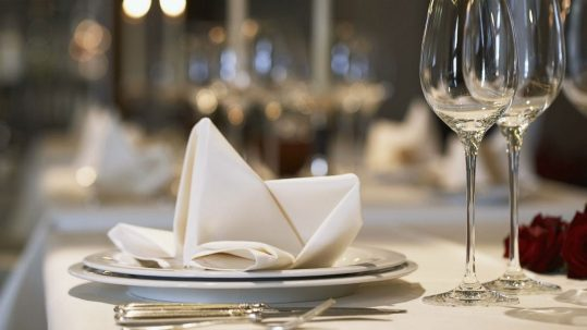 fancy table set hospitality let them in hospitality as key to the new evangelization