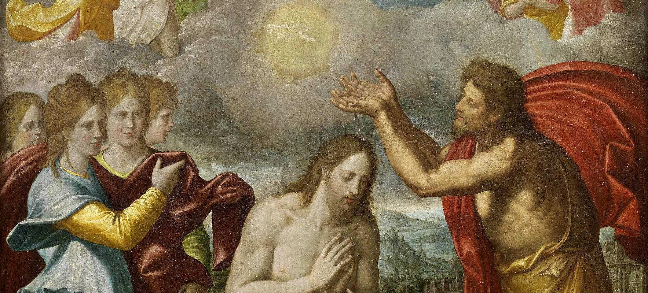 Domenica del Gaudete – Gioa dell'Avvento e Giovanni Battista