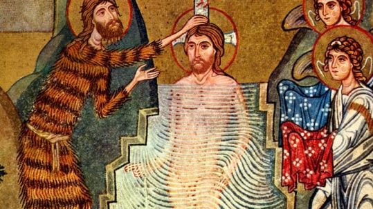 Gaudete 3rd third sunday advent john the baptist humility rejoice joy pride