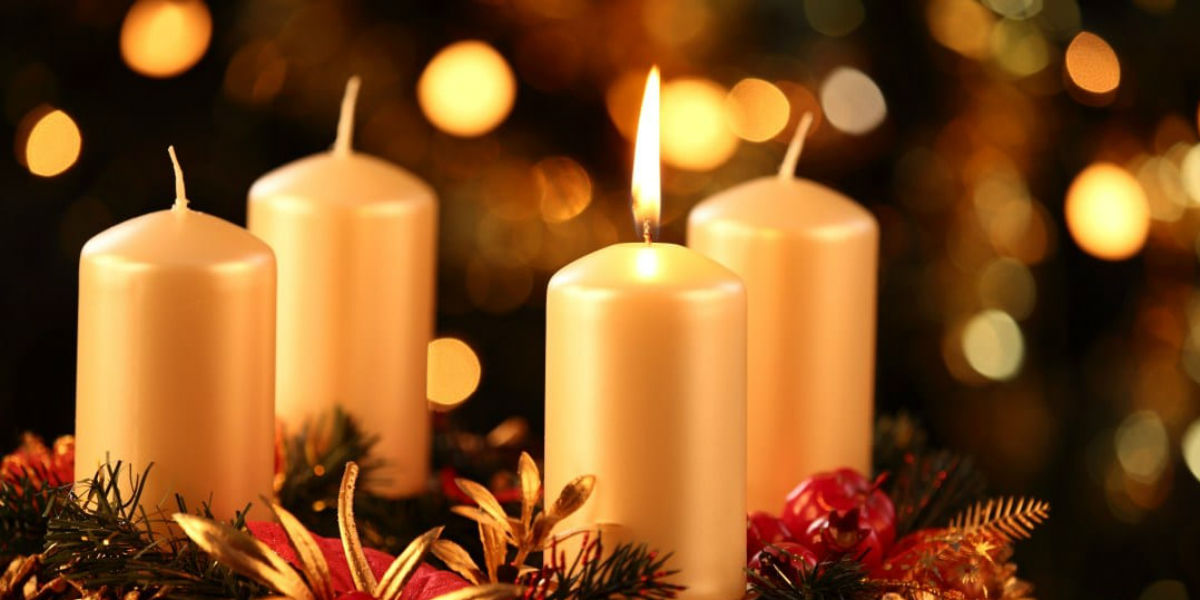 advent wreath candles facebook