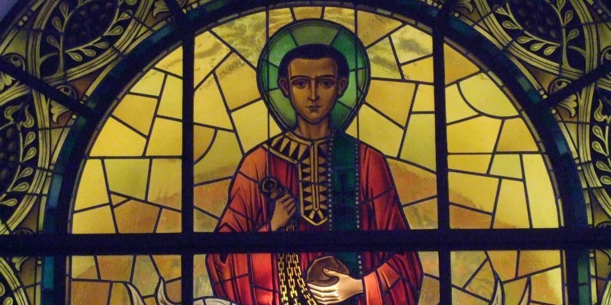 Feast of St. Stephen protomartyr December 26 Fulgentius of Ruspe love facebook