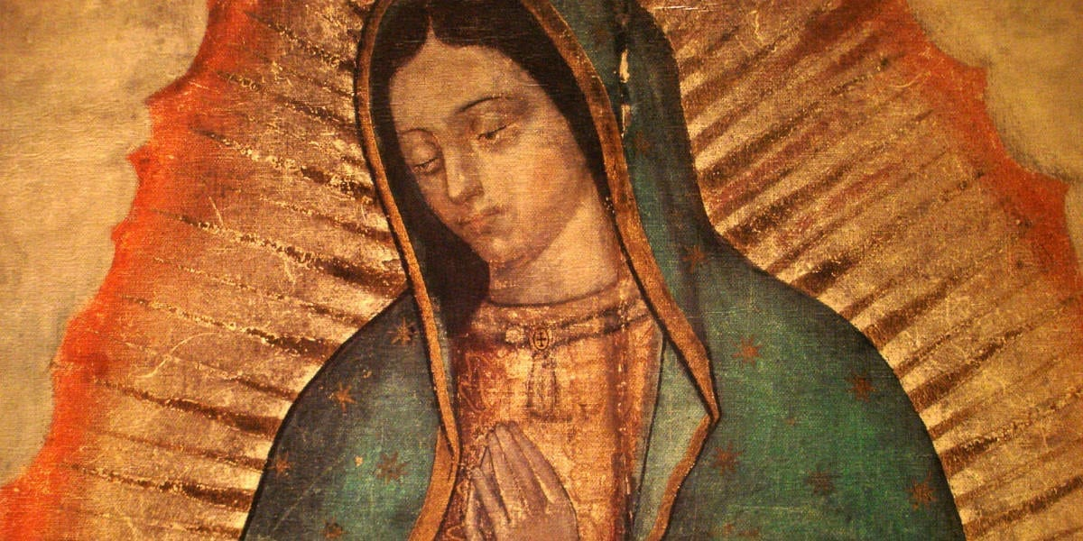 History of Our Lady of Guadalupe – Nican Mopohua