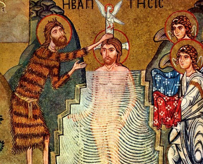 gaudet sunday john baptist third 3rd advent repentance humility spiritual joy domenica del Gaudete Giovanni Battista terza avvento pentimento umiltà gioia spirituale