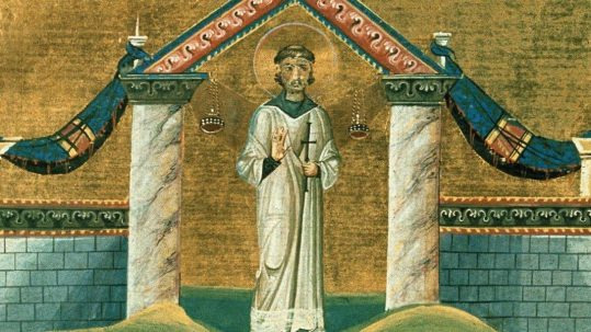 January 22 St. Vincent Deacon Martyr Augustine facebook
