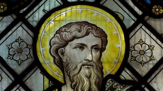 paul crown of glory john chrysostom feast timothy titus january 26
