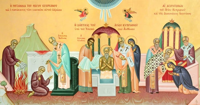 Invincible Faith of the Martyrs – Cyprian