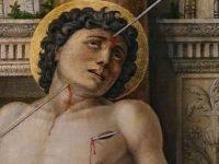 Persecution & Martyrdom of St. Sebastian - Ambrose