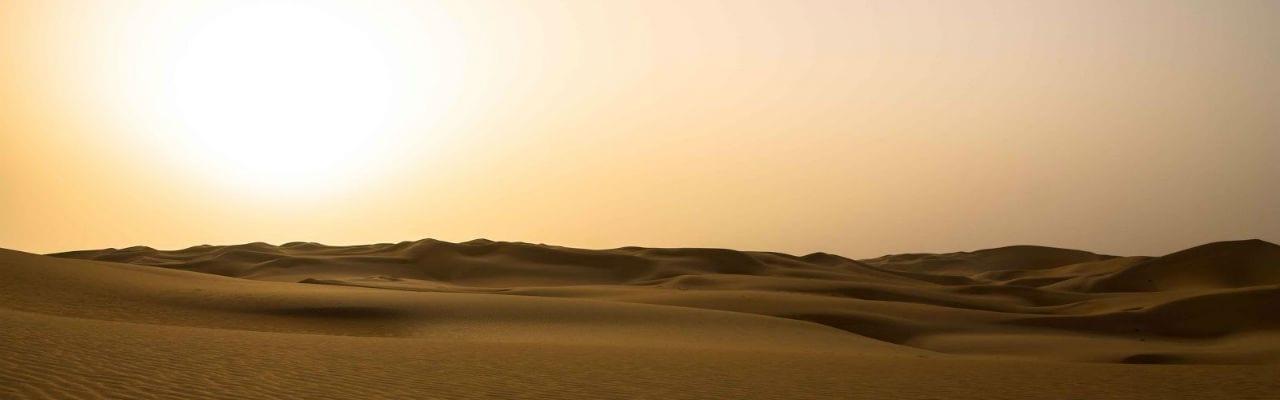 desert fasting power value lent lenten