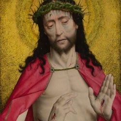 wounds of christ bernard mercy mercies compassion merit merits lent holy week passion small