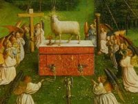 Lamb that was Slain - Melito