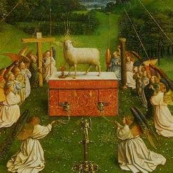 lamb slain melito sardis passover mystery holy week small