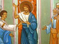 Doubting Thomas, Justice & Divine Mercy