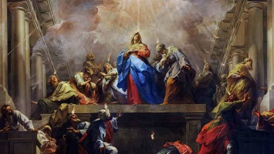pentecost power holy spirit growth good news difference makes