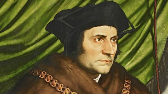 saint st. thomas more integrity courage podcast June 22