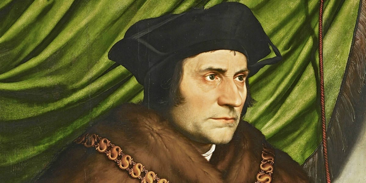 saint thomas more painting