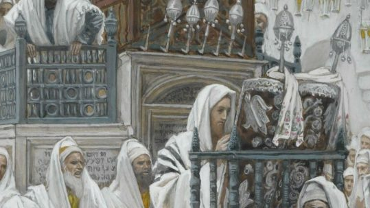 Jesus Rejection Nazareth miracles could not do faith unbelief closes door 14th Sunday Ordinary B Tissot