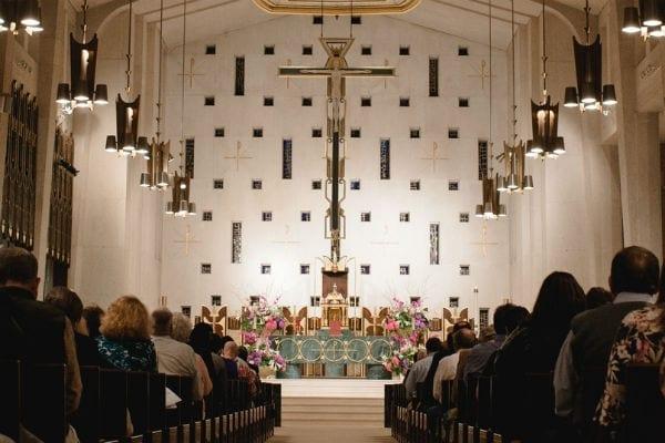 saint michael catholic church houston texas