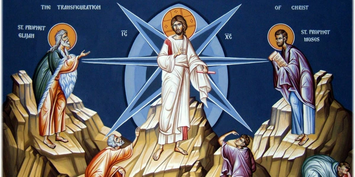 Transfiguration on Tabor-Faith & Mountaintop Experiences