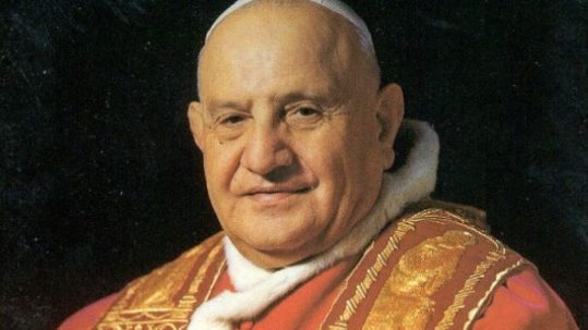 pope saint john XXIII origin of vatican 2 second council