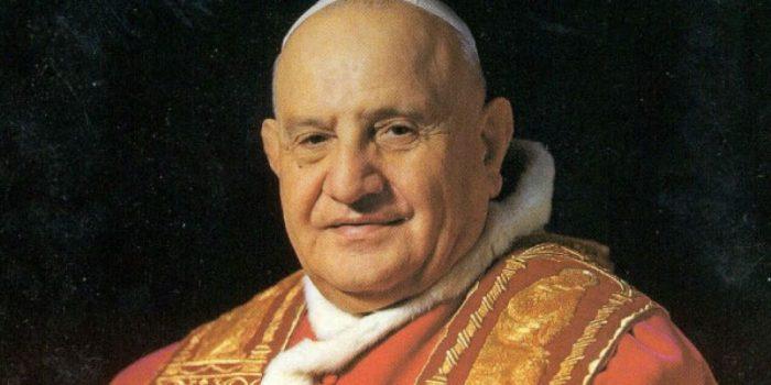 pope saint john XXIII origin of vatican 2 second council