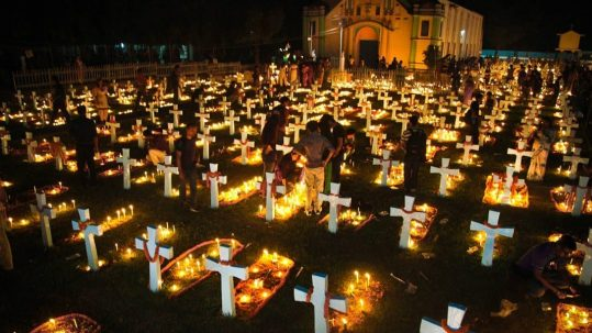 graveyard all saints day solemnity solemn feast november 1 meaning