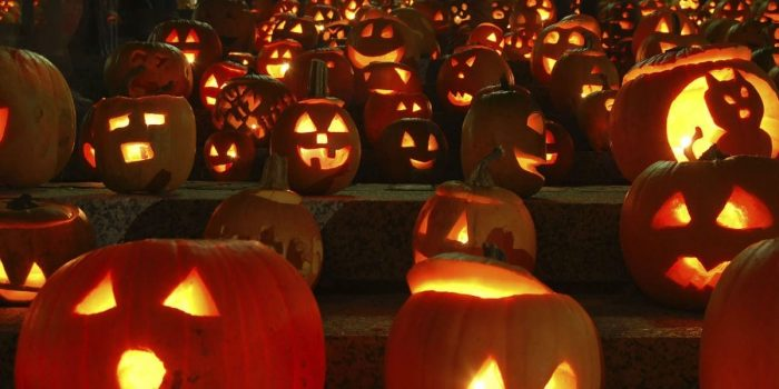 jackolanterns does halloween have satanic origins October 31 all saints souls