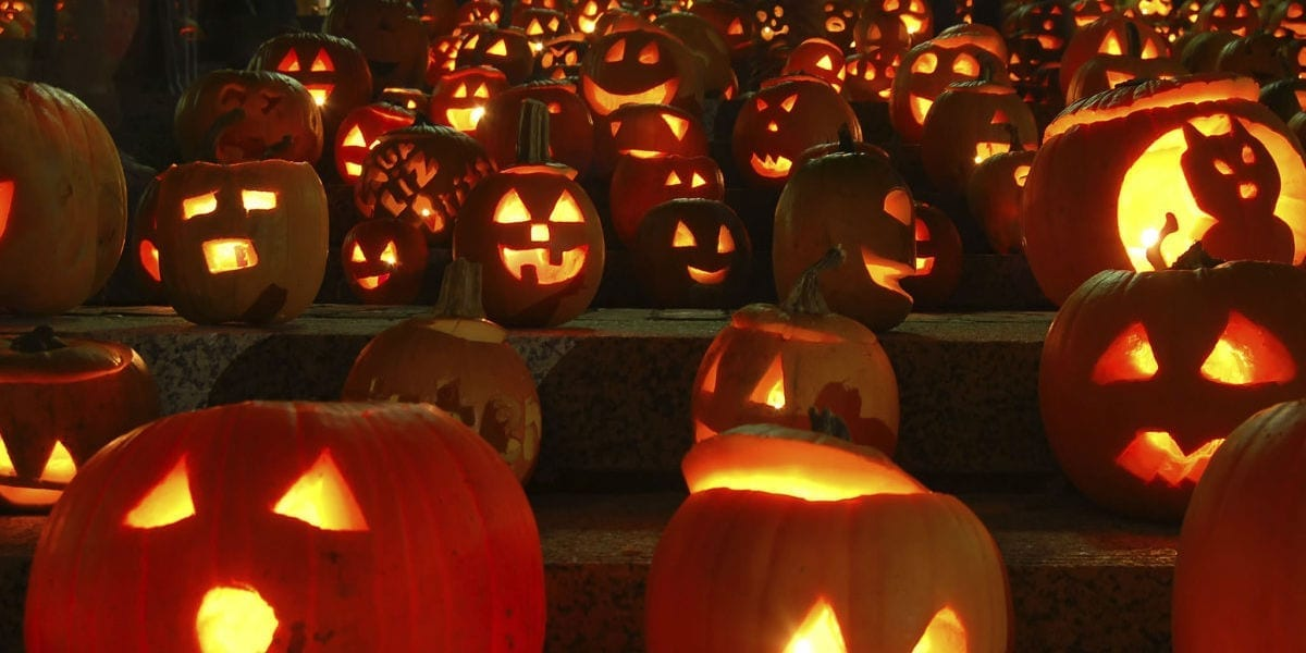 jackolanterns does halloween have satanic origins October 31 all saints souls
