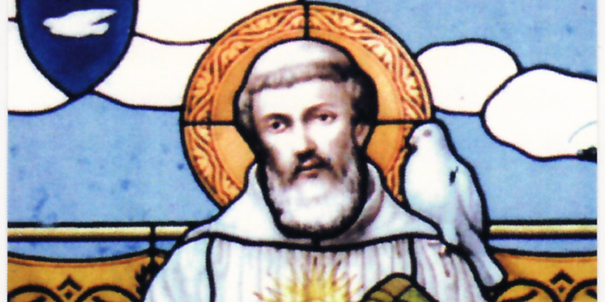 Love, the Image & Likeness of God – Columbanus