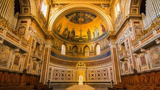 churches St-John-Lateran basilica dedication feast