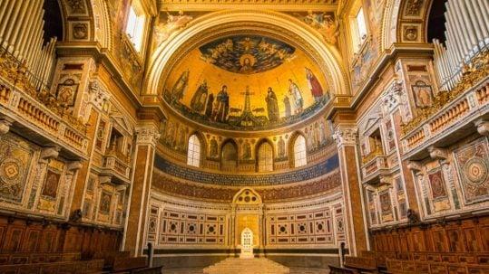churches who needs St-John-Lateran basilica facebook Chiese chi ha bisogno Basilica San Giovanni Laterano