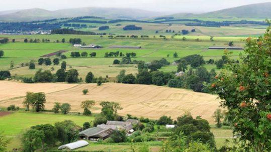 scottish farm land christ garden farmer spirit facebook