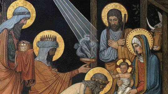 deeper meaning christmas swaddling clothes manger magi significado navidad nativity natale ox ass birth Jesus Christ Bethlehem facebook