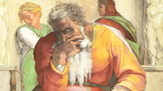 jeremiah stoned prophet