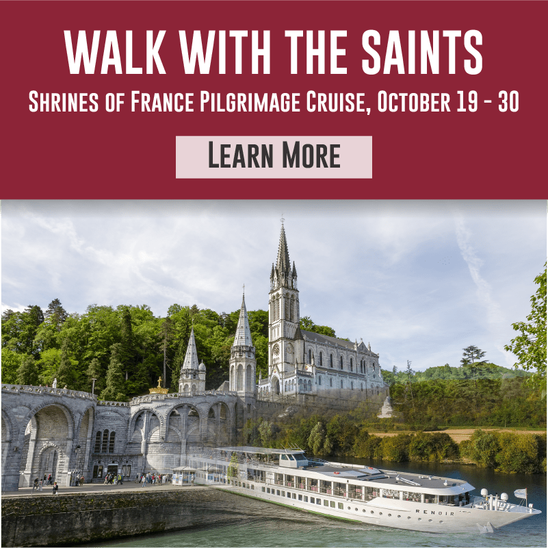 Dated Pilgrimage Ad France