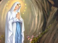 Our Lady of Lourdes - St. Bernadette