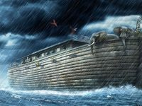 Lent, Noah's Ark, and Baptism - First Sunday of Lent B
