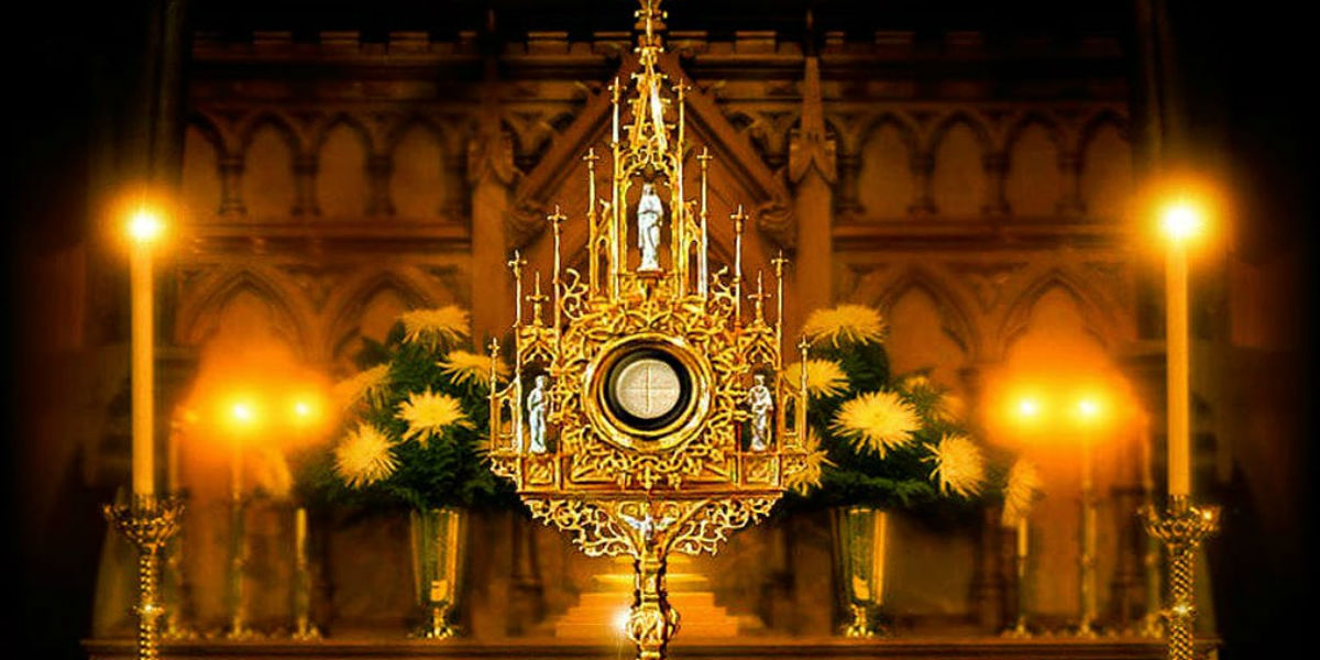 monstrance facebook